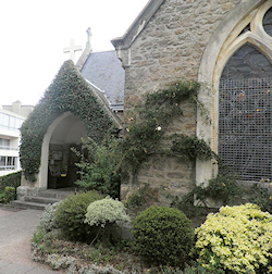 St Bartholomews Church, Dinard